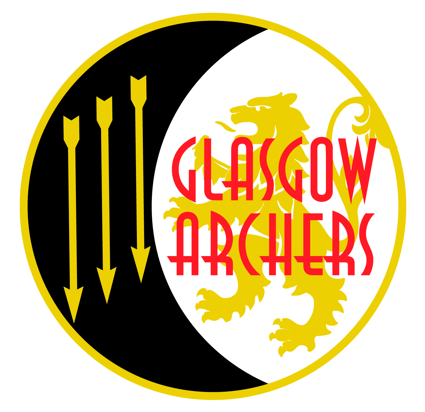 Glasgow Archers Logo