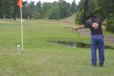 golf archery