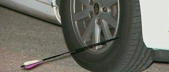 arrow tyre