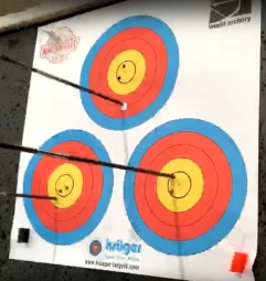 new target in use