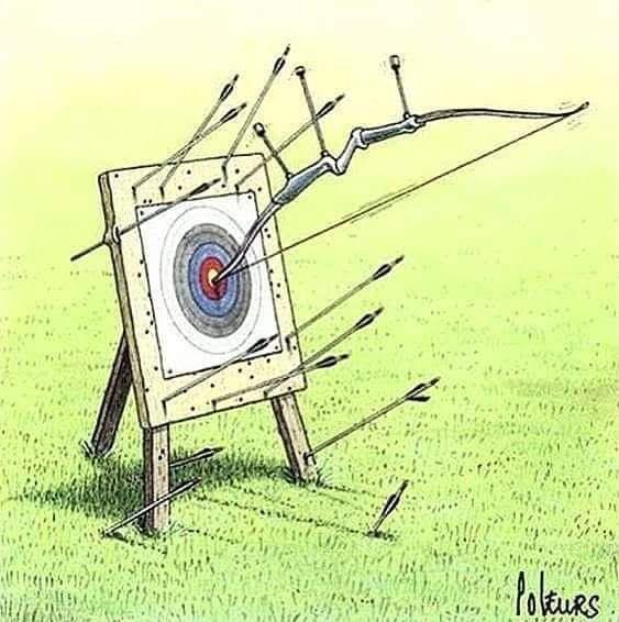 archery grief