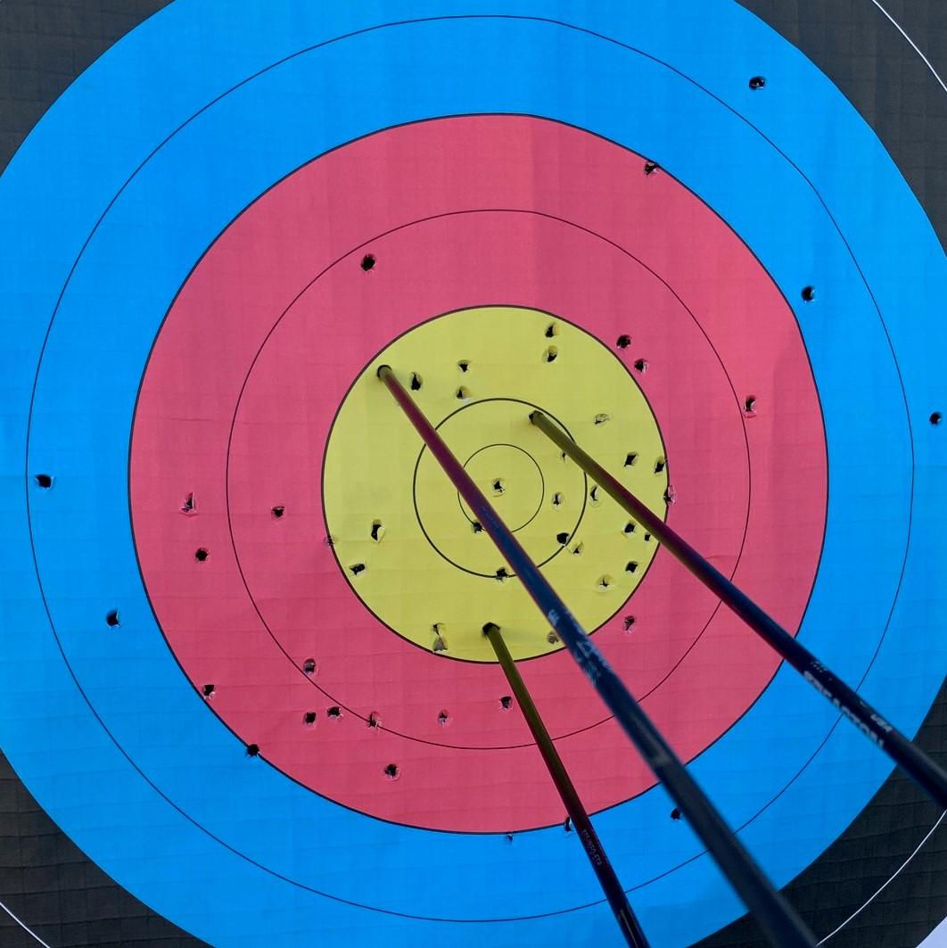 not the last arrows